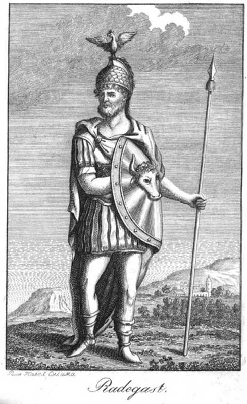 Бог Радегаст