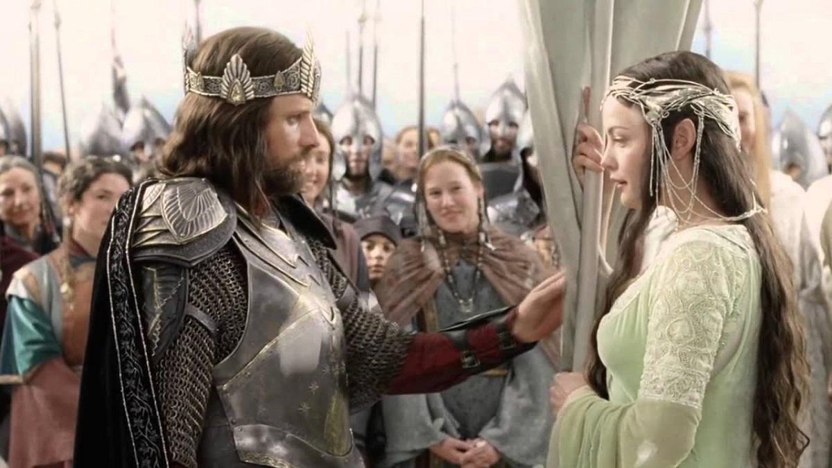 Арагорн и Арвен