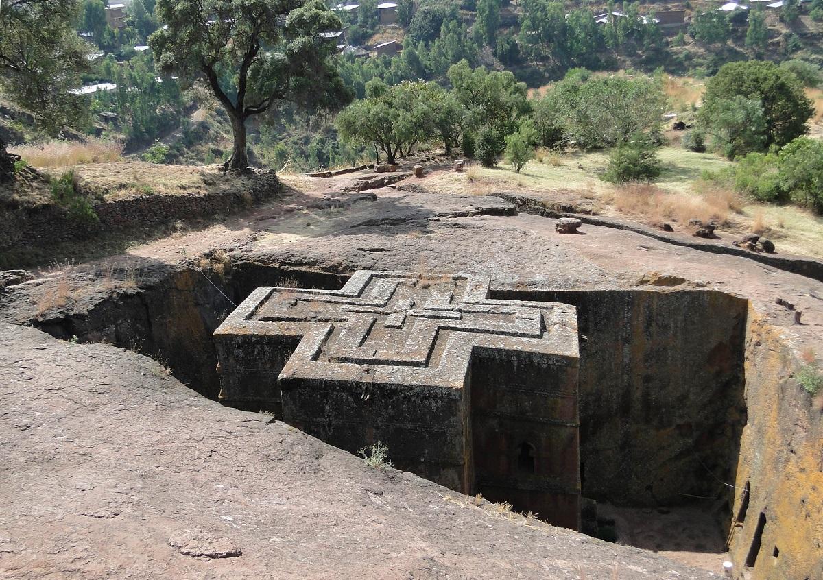 Нуменор в Эфиопии