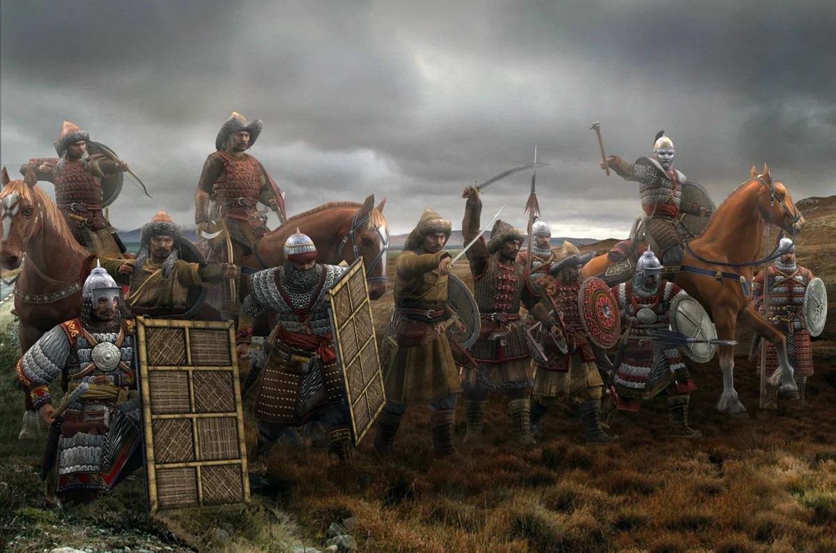 монголы орки