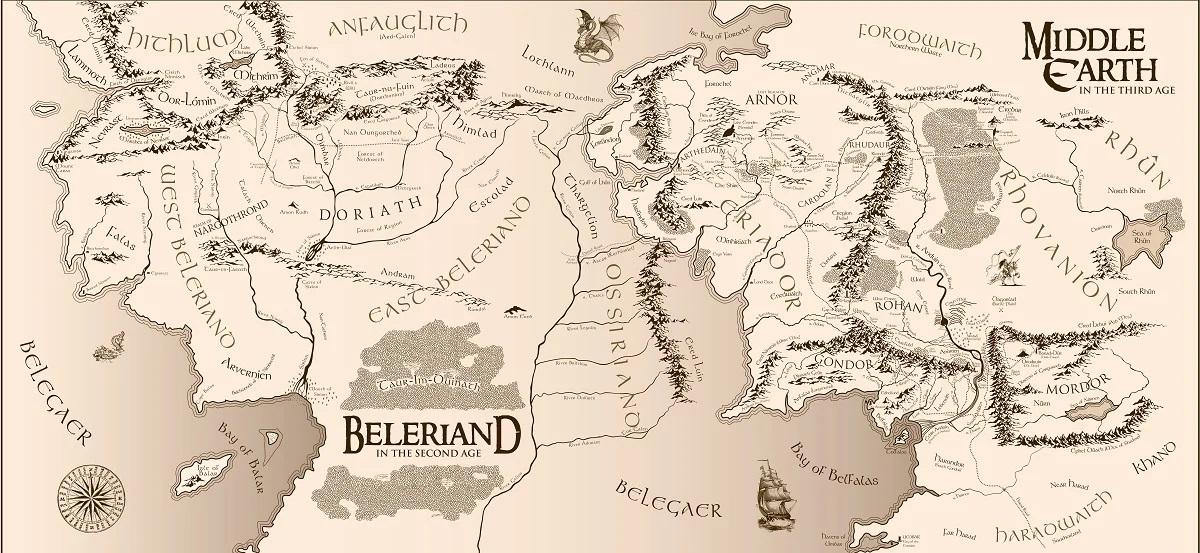 Сильм и ЛОР на одной карте