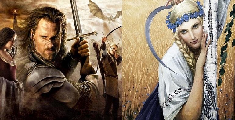 Русские у Толкина