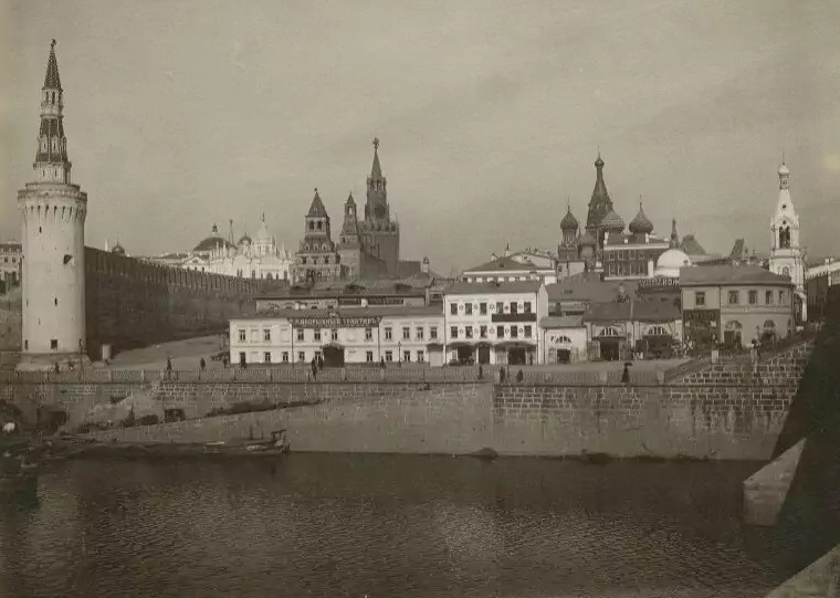 Синагога Васильевский Спуск Москва
