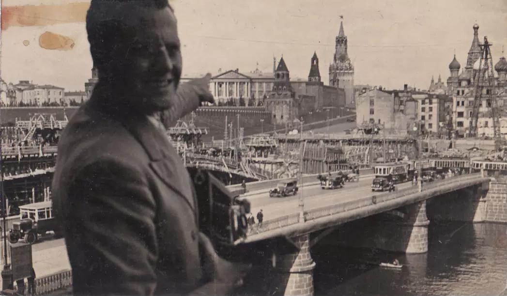 Старый и Новый Большой Москворецкий мост