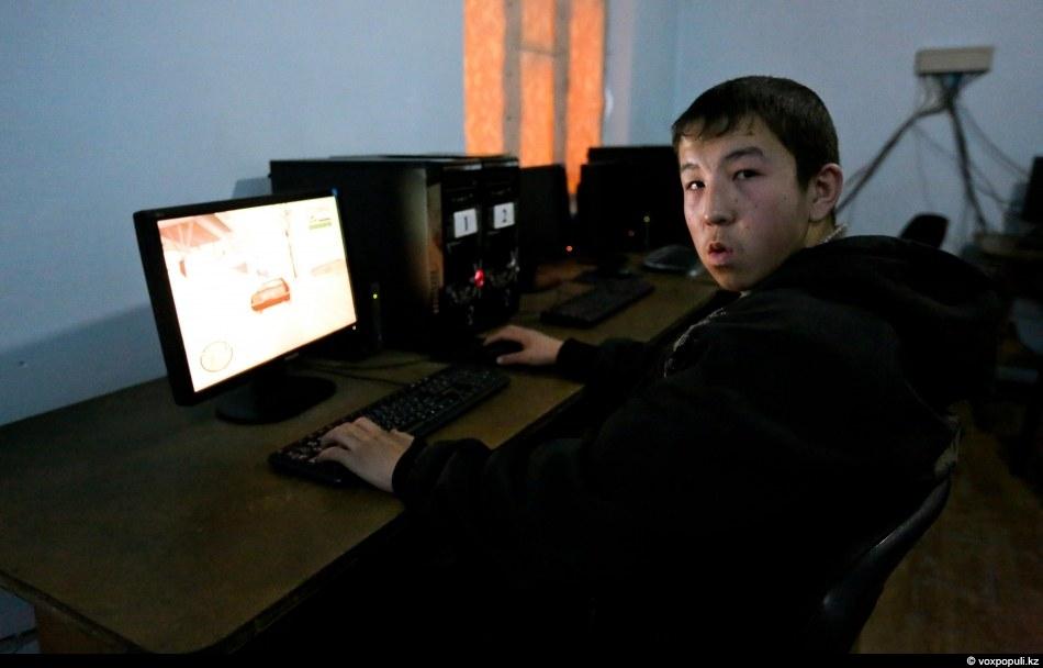 Кахзахский Хакер
