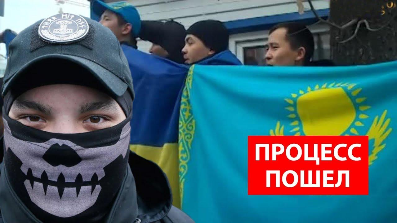 Мамбет-панк. Киберпанк из Средней Азии.