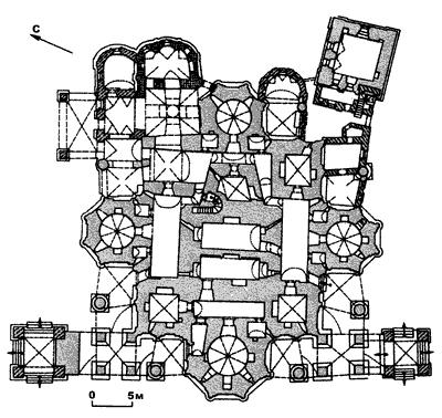 Разгадка 400летней тайны цветовой раскраски куполов Храма Василия Блаженного